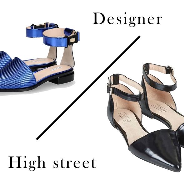 Designer Versus High Street The Fashion Nomad