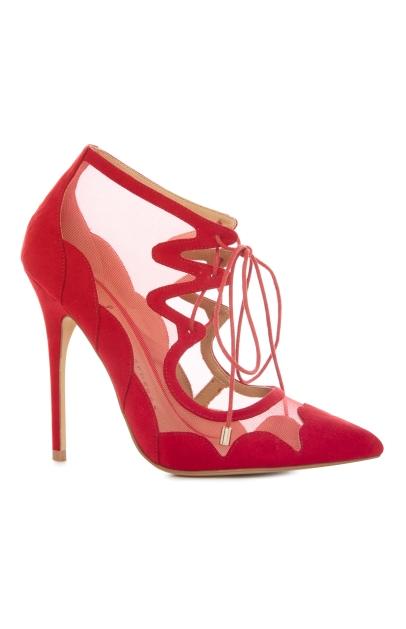 Primark heels, £18