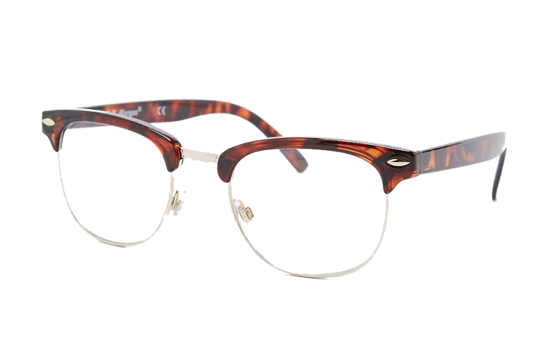 Urban Outfiters retro tortoise shell glasses, £18