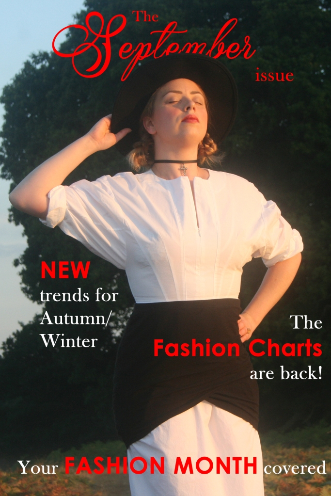 The September issue (2016) cover